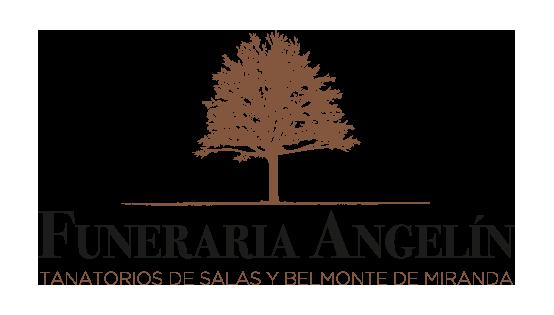 Logotipo Funeraria Angelín
